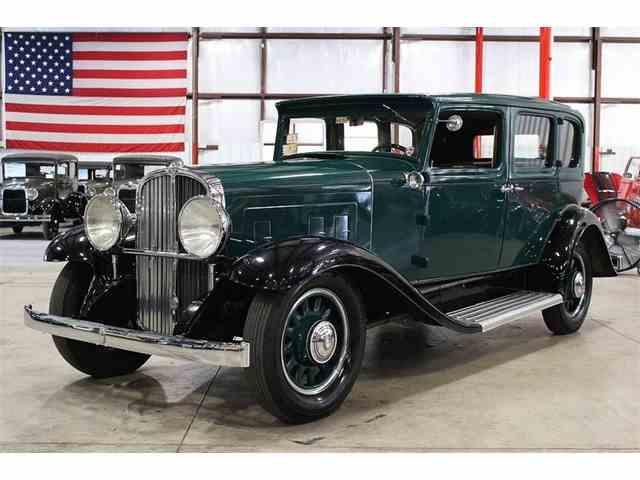 1931 Franklin 153 | 999542