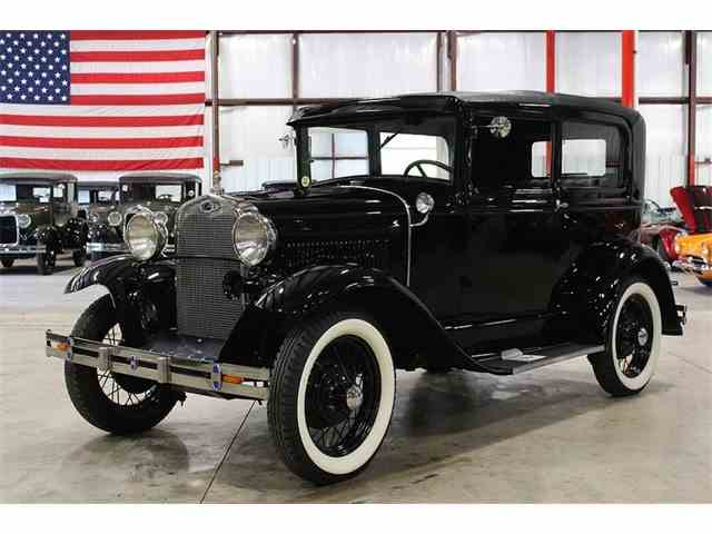 1930 Ford Model A | 999543
