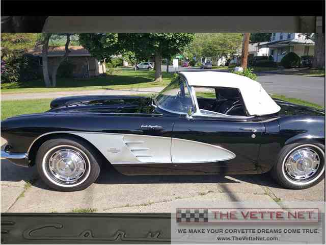 1961 Chevrolet Corvette | 999546