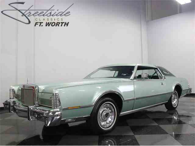 1976 Lincoln Continental Mark IV | 999548