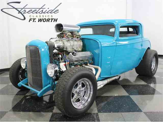 1932 Ford 3-Window Coupe | 999558