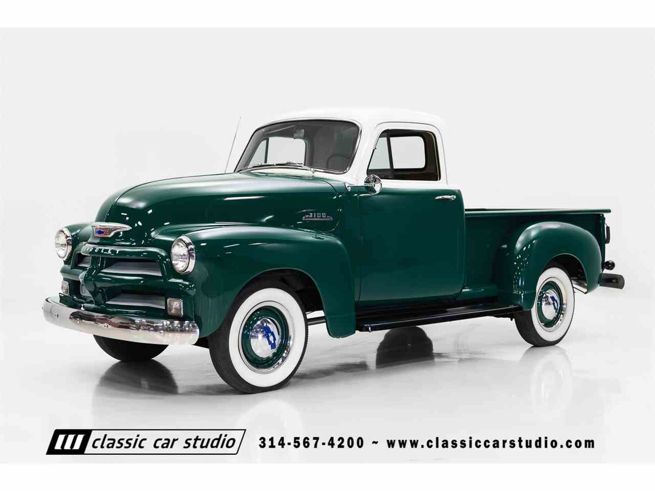 1954 chevrolet 3100 for sale cc 990956. Black Bedroom Furniture Sets. Home Design Ideas