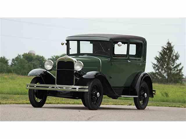 1930 Ford Model A Tudor Sedan | 999574
