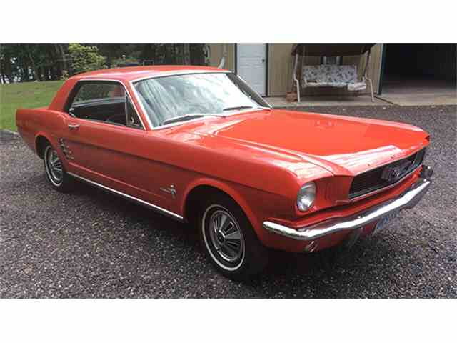 1966 Ford Mustang | 999575