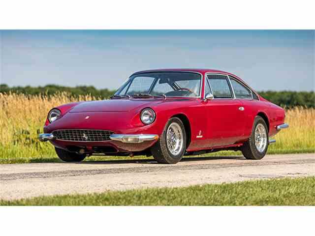 1969 Ferrari 365 GT 2+2 by Pininfarina | 999579
