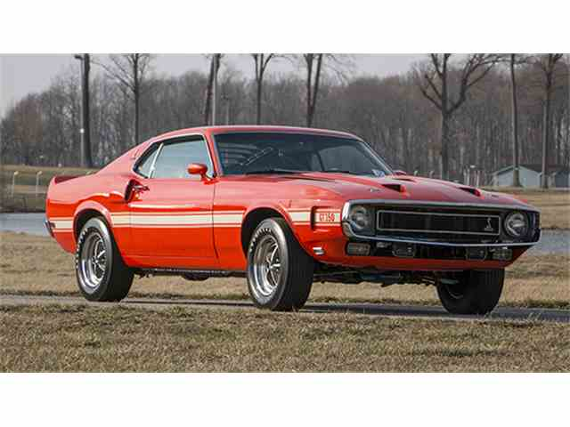 1970 Shelby GT350 | 999581