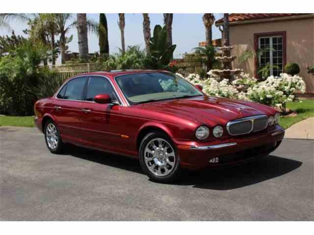 2004 Jaguar XJ-8 | 999589