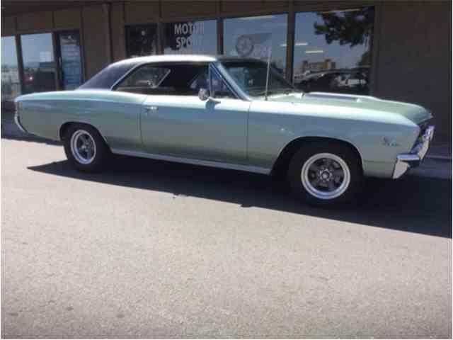 1967 Chevrolet Chevelle | 999592