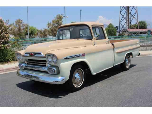 1959 Chevrolet Apache | 999599