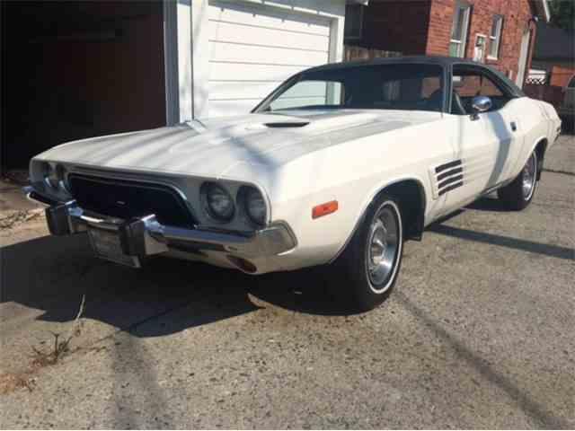 1973 Dodge Challenger | 999600