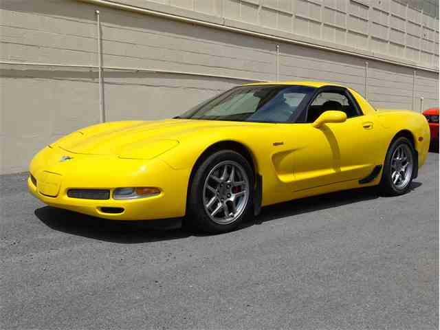 2003 Chevrolet Corvette Z06 | 999607