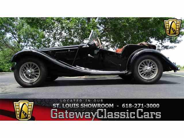 1954 MG TF | 999617