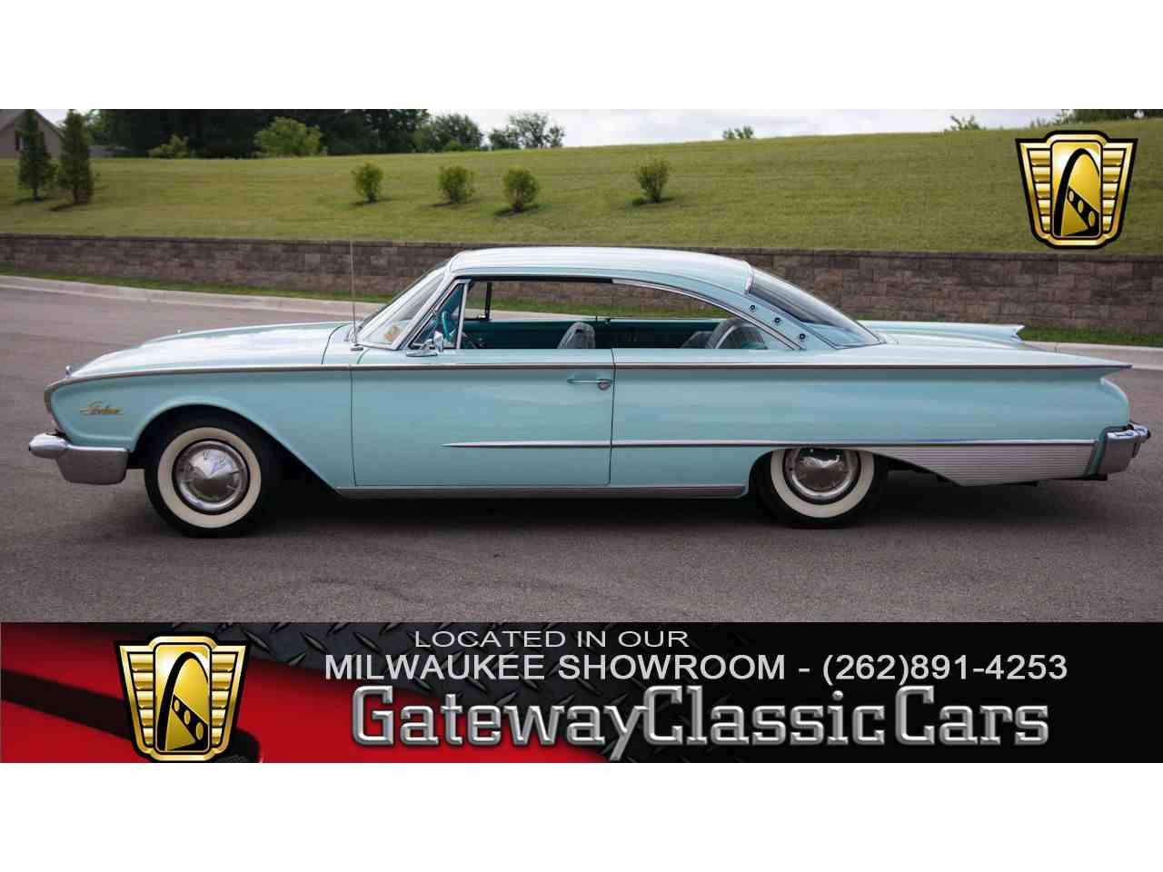 1960 Ford Starliner for Sale - CC-999619