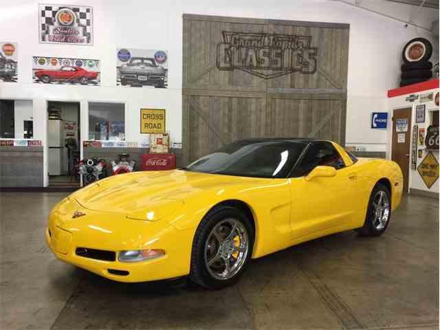 2001 Chevrolet Corvette | 999624