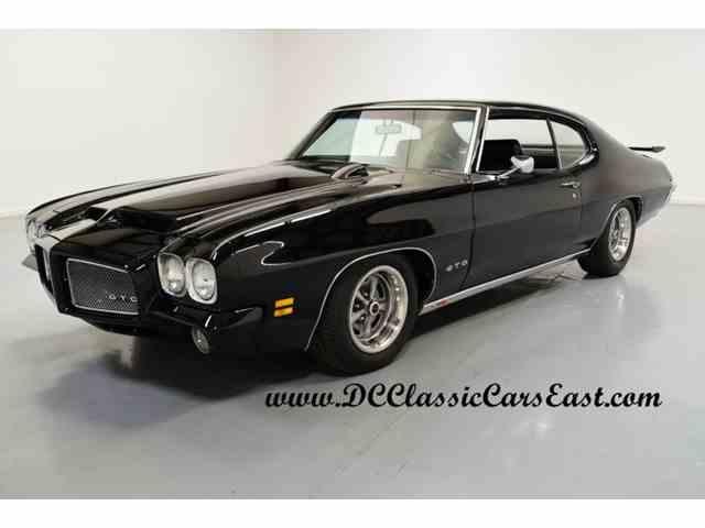 1971 Pontiac GTO | 999632