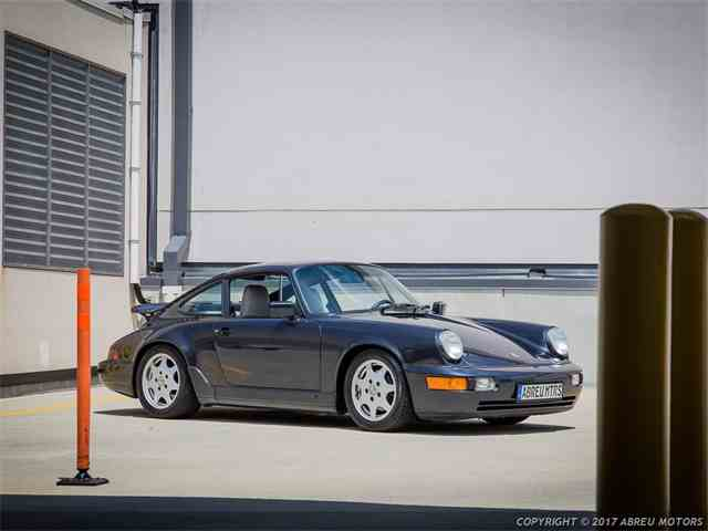 1990 Porsche 911 Carrera 2 | 999640