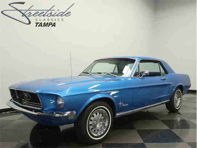 1968 Ford Mustang | 999643