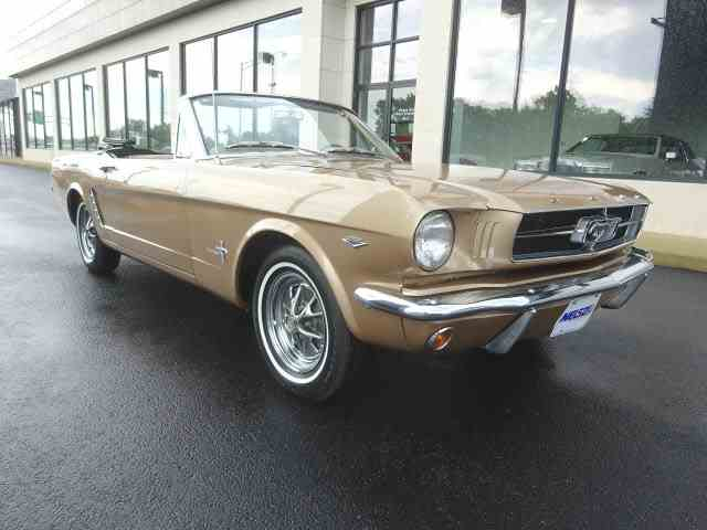 1965 Ford Mustang | 999648