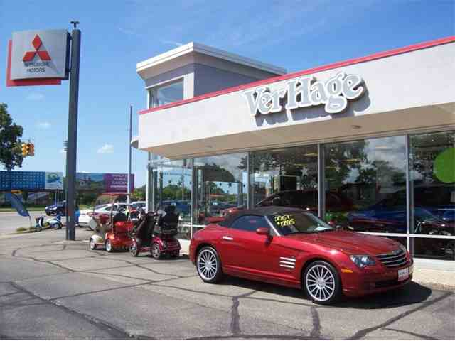 2007 Chrysler Crossfire | 999666