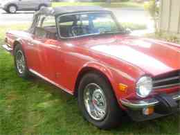 Picture of '74 TR6 - LFCV