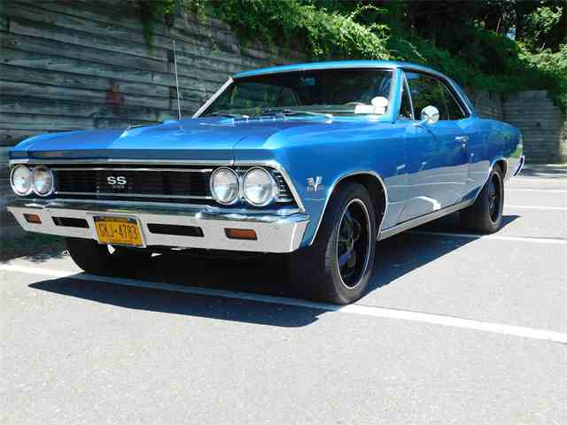 1966 Chevrolet Chevelle SS | 999680