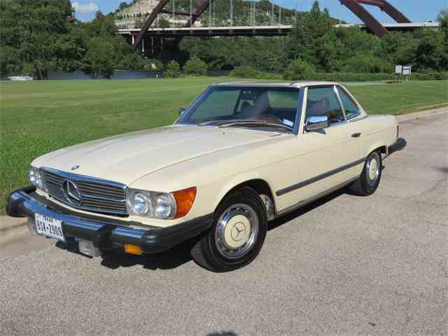 1976 Mercedes-Benz 450SL | 999681