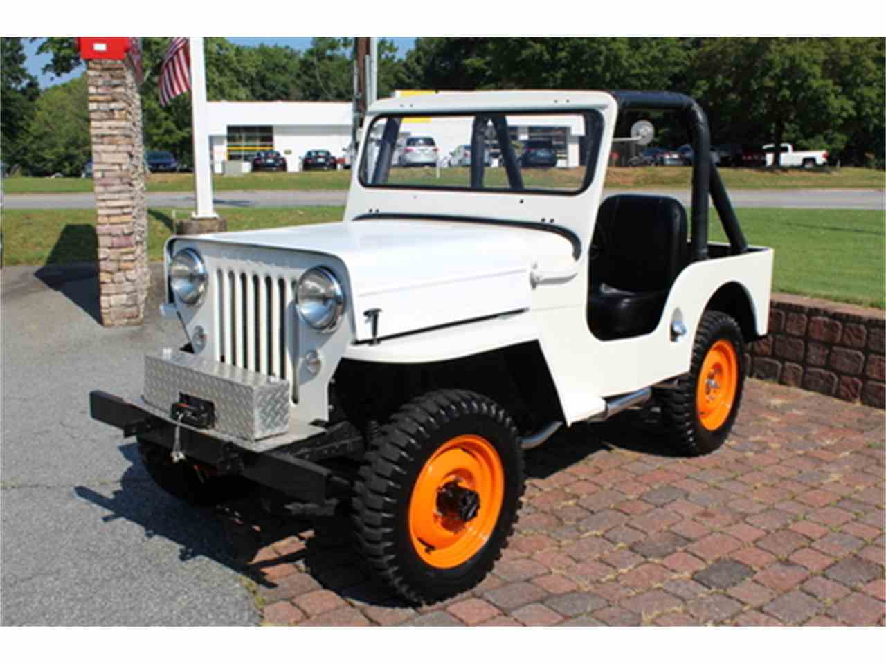 Large Picture of '62 Willys Jeep located in Georgia - $19,950.00 Offered by Fraser Dante - LFCY