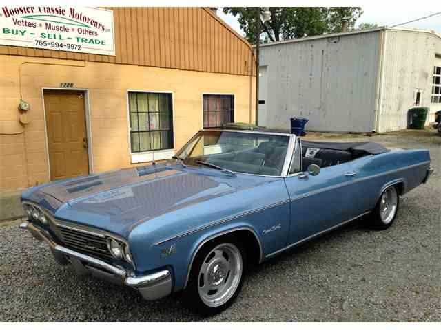 1966 Chevrolet Impala SS | 999688