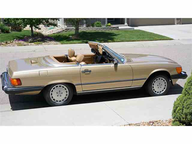 1986 Mercedes-Benz 560SL | 999691