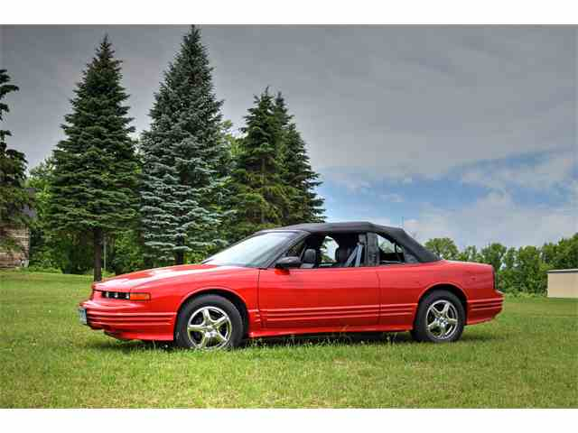 1992 Oldsmobile Cutlass Supreme | 999697