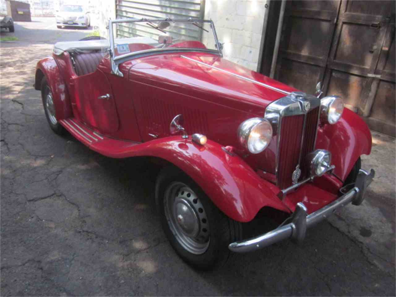 1953 MG TD for Sale - CC-999702