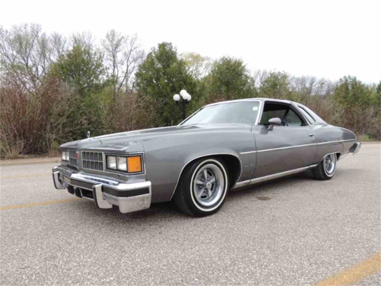 1977 Pontiac Grand Lemans For Sale On