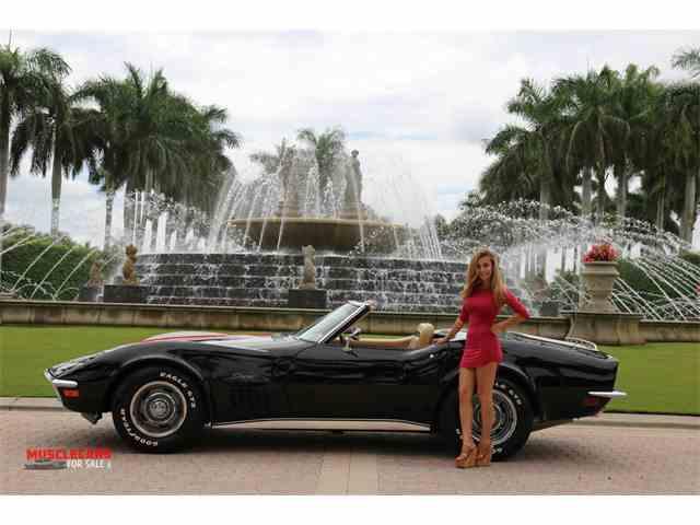 1972 Chevrolet Corvette | 999709