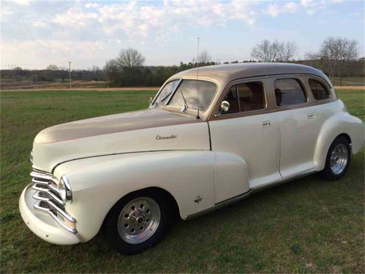 Coupe 1948 chevy stylemaster coupe for sale : 1948 Chevrolet Stylemaster for Sale | ClassicCars.com | CC-999712