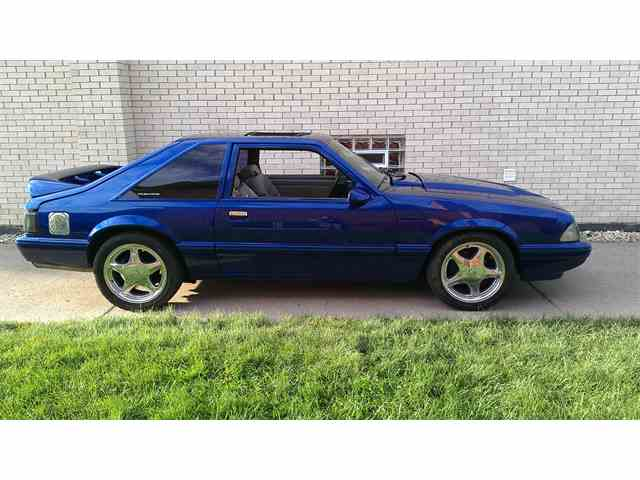 1991 Ford Mustang | 999713