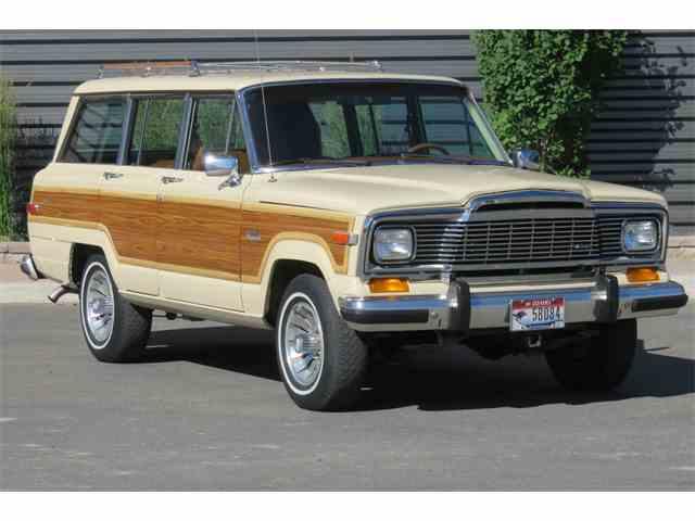 1984 Jeep Wagoneer   999717