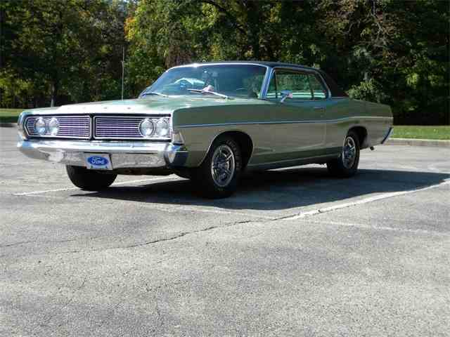 1968 Ford Galaxie 500 | 999720