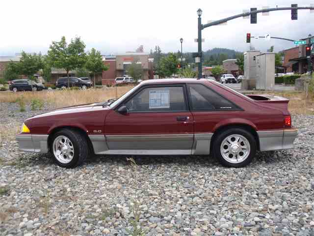 1989 Ford Mustang GT | 999723