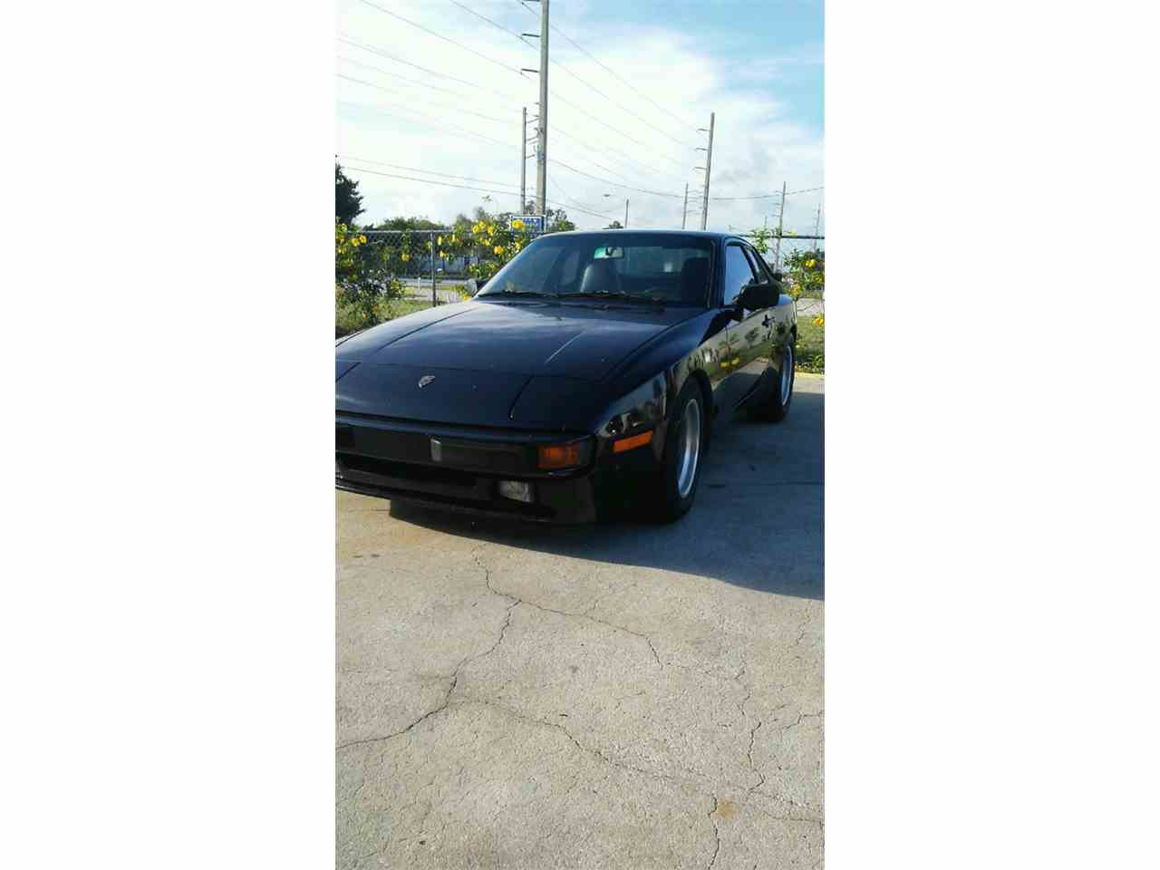 1986 Porsche 944 for Sale - CC-999726