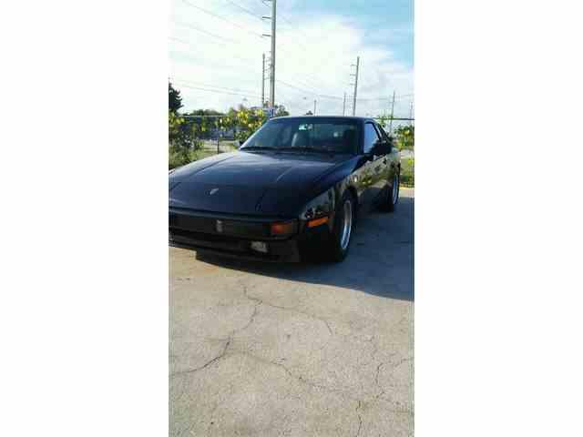 1986 Porsche 944 | 999726