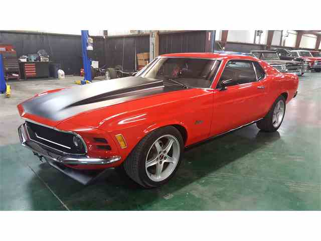 1970 Ford Mustang | 999729