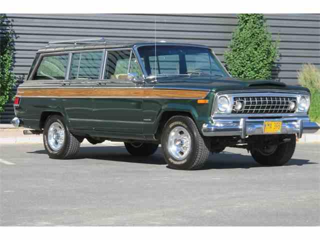 1977 Jeep Wagoneer | 999730