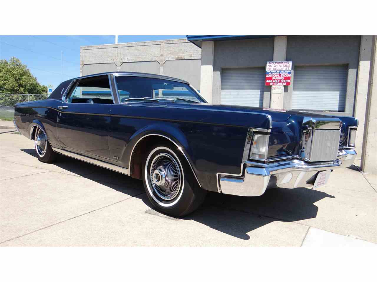 1969 lincoln continental mark iii for sale cc 999732. Black Bedroom Furniture Sets. Home Design Ideas