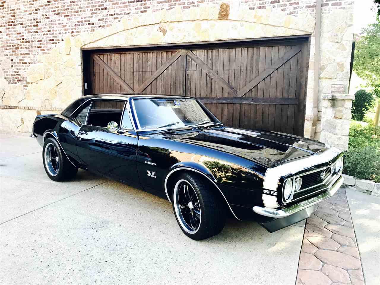 1967 chevrolet camaro rs ss for sale cc 999736. Black Bedroom Furniture Sets. Home Design Ideas