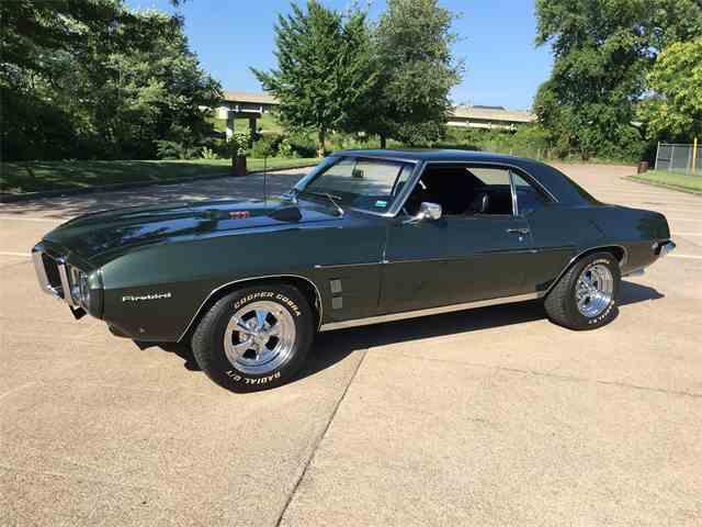 1969 Pontiac Firebird | 999737