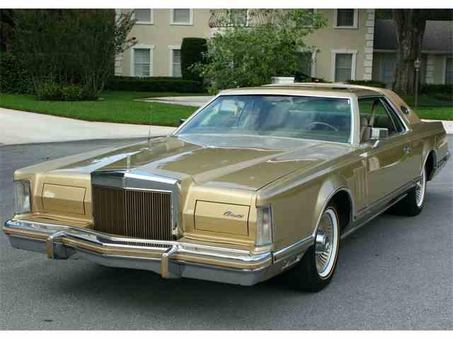1978 Lincoln Mark V | 999742