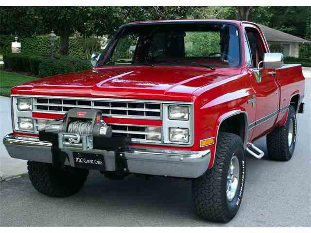 1985 Chevrolet Scottsdale | 999744