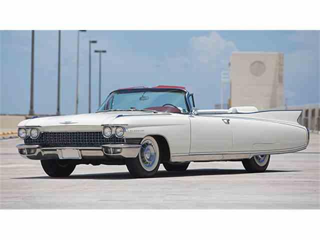 1960 Cadillac Eldorado Biarritz Convertible | 999757