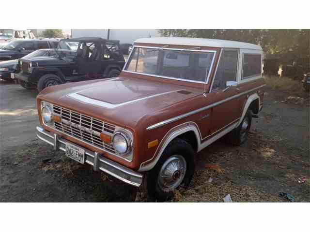 1975 Ford Bronco | 999759