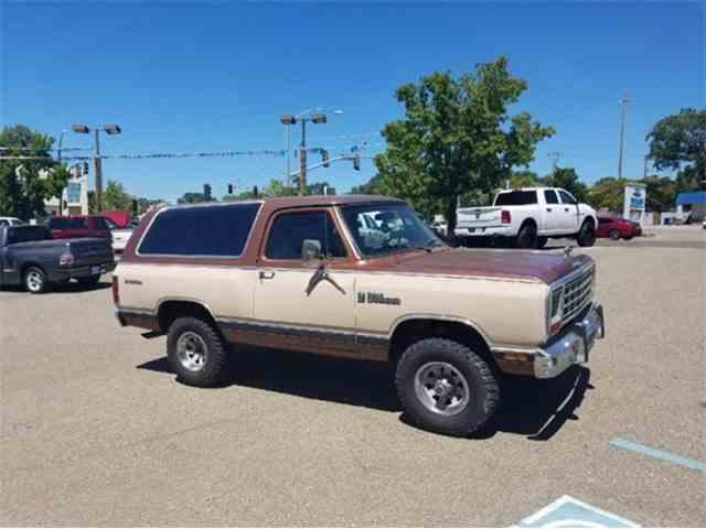 1983 Dodge Ramcharger | 999761